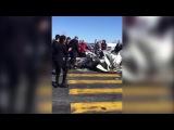 В Канаде два самолета столкнулись над торговым центром