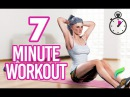 Best 7 Minute Full Body Workout For an Amazing Transformation