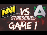 NAVI VS ALLIANCE HIGLIGHTS | DENDI MONSTER MAGNUS
