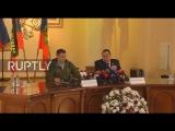 Украина «Оккупированные территории» не были потеряны для нас, говорит лидер ЛПР Плотницкий.