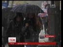 Житомирщину засипає мокрим снігом, 11 населених пунктів залишилися без світла