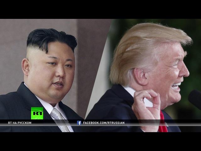 Противостояние США и КНДР может обернуться самой чудовищной катастрофой для че ...