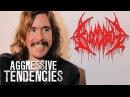 Mikael Åkerfeldt vomited on a wall recording Bloodbath's 'Breeding Death' EP | Aggressive Tendencies