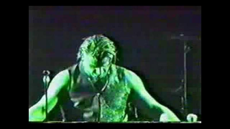 Rammstein - Alter Mann (Live in Amsterdam '97)