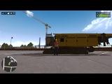 Construction-Simulator 2015 - Liebherr LR 1300 Обзор крана