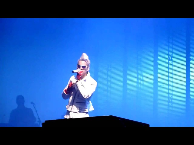30 Seconds To Mars in Poland Night Of The Hunter HD @ Coke Live Music Festival