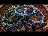 BohoHippie Bracelet Tutorial- A1 Legged Life