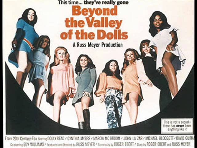 Stu Phillips beyond the valley of the dolls theme