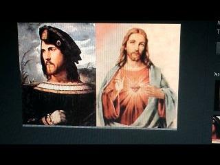 Image of the Beast Exposed: Cesar Borgias aka White Jesus