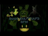 (SFM60fps) Sonic.exeFNAF3 The Deadly Encounter