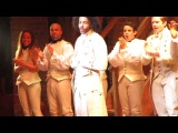 Daveed Diggs' last HAMILTON Broadway curtain call, July 15, 2016