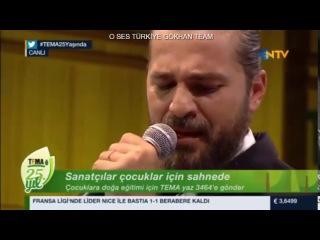 Tema 25 Yıl Şarkıları Engin Altan Düzyatan - Sarı Laleler Performans