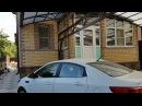 Сложные навесы из поликарбоната в Ростове на Дону от компании Мир Навесов