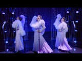 Amber Riley in Dreamgirls musical London clips inc. One Night Only