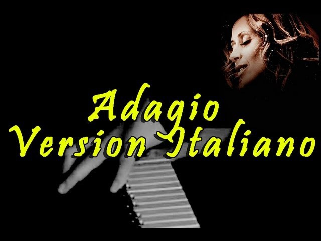 LARA FABIAN l Adagio ( Italiano) [Live]