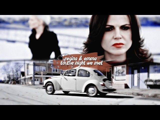 Regina emma | to the night we met [swan queen au]