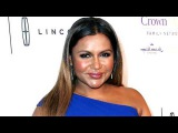 Mindy Kaling Officially Confirms She's Pregnant   Watch Now!