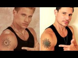 Nick Lachey Jokes About Covered Up 98 Degrees Tattoo