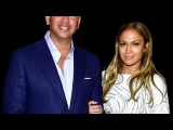 Jennifer Lopez &amp Alex Rodriguez Have Date Night in the Hamptons!