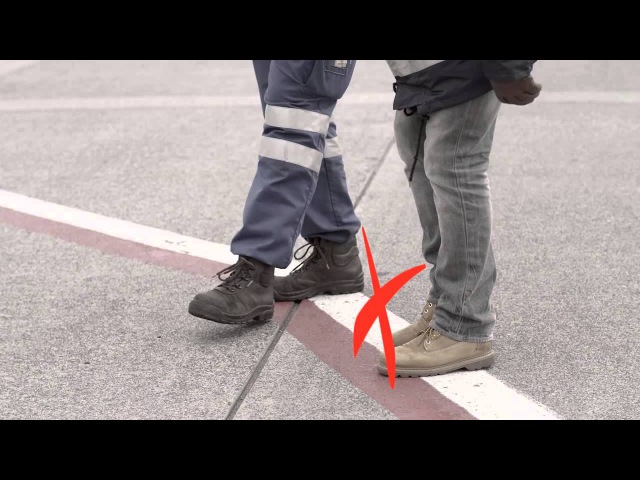 Cargolux Ground Safety Video