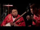 NHK Blends Pablo Casals-El Cant dels Ocells-Tsugaru-Shamisen (Yoshida Brothers)