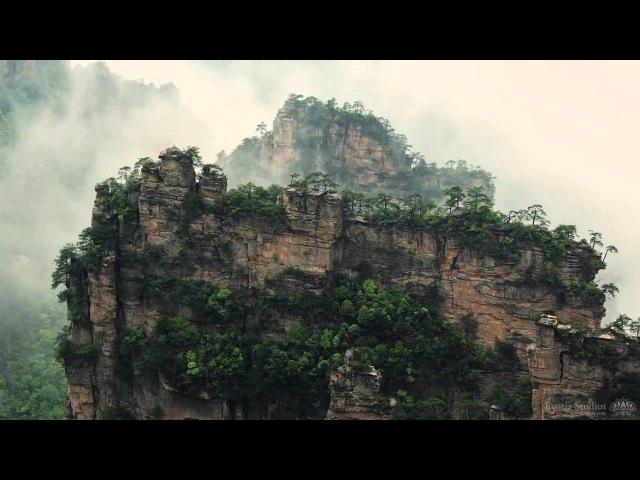 Горы Аватара - национальный парк ЧжанЦзяЦзе в Китае