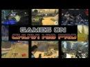 9 игр на планшете Chuwi Hi8 Pro. Демонстрация Game Play.