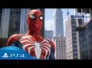 Marvels Spider-Man E3 2017 Trailer PS4 Pro