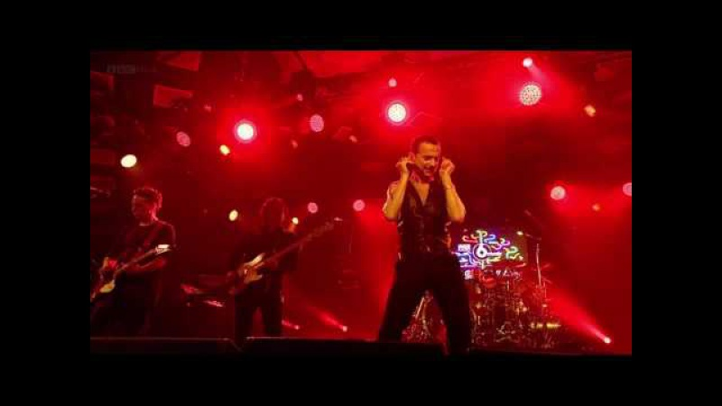 Depeche Mode Live Glasgow Barrowlands