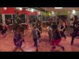 DANCE IN OFF URBAN REGGAETON  By Juan Gallo,,,  Bata Bata