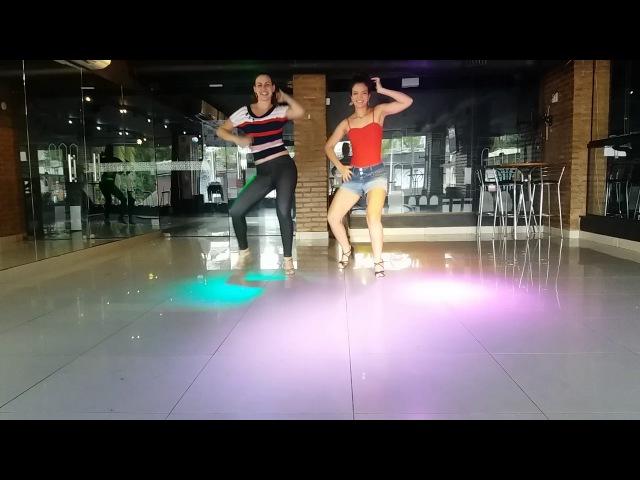 Coreografia Bata Bata - Latin Fresh - Salseras de Corazón