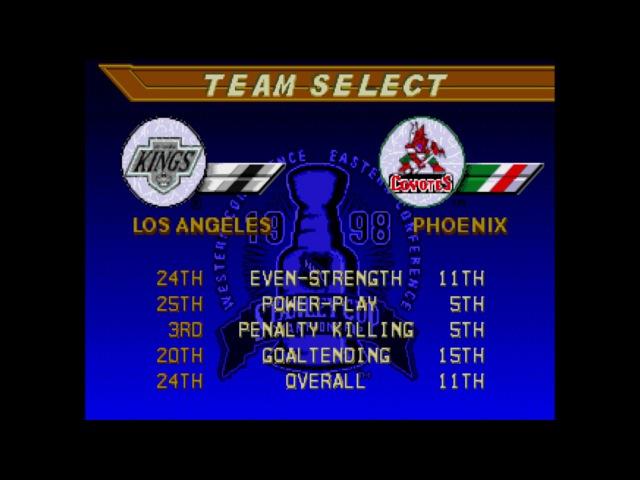 Palka Palych - dj zagi. NHL 98. Season 3