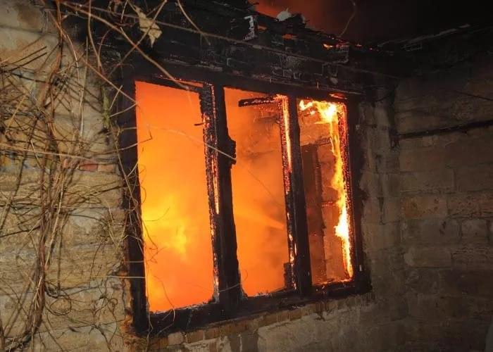 ВТатарстане напожаре умер мужчина