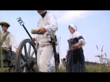 Molly Pitcher scene Monmouth 1778- Battle for the North DVD- (HD)