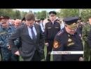 Взрывы гранат стрельба из БТРа спецназ на стадионе Шинник прошли антитеррористические учения