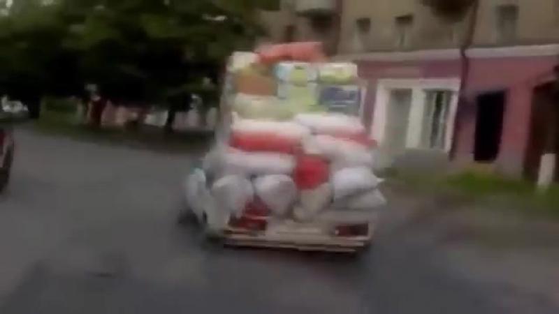 Смешные видео автоприколы на дорогах