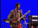 Chuck Berry - Wee Wee Hours (German TV, 1972) (2 takes!)