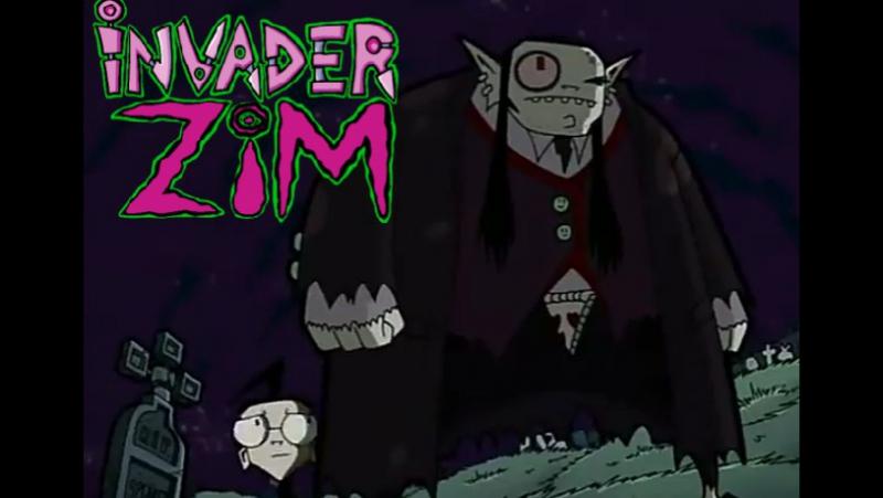 Захватчик Зим / Invader Zim s02e03