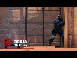 Gambit Dosia ACE vs PRIDE @ ECS Season 3 Development League