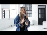 Alicia Moffet спела песню Sia