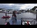 На станции полётов на флайборде FlyJets