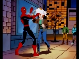 Непобедимый Человек-паук. 1999. (Разделенные миры часть 1)