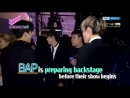 10.03.17 KBS WORLD K-RUSH - B.A.P cut (ONE K Concert Behind) 1 ep.