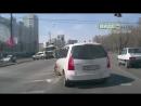 Барнаул Павлик-Бабуркина Авария Жести НЕТ, но последствия посерьезней ДТП авария
