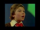Если с другом вышел в путь (Когда мои друзья со мной) - Большой детской хор ЦТ и ВР (Песня 77) 1977 год