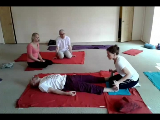 Тайский массаж. Первый день. 1-2 апреля.