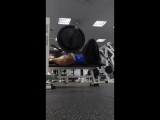 narrow grip bench press 70 x 5 reps