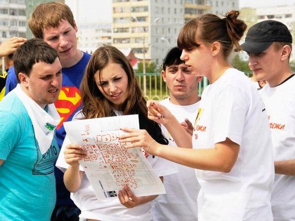 Уличные квесты - новое популярное развлечение для молодежи
