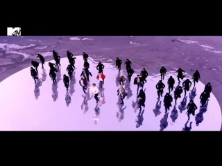 BTS - Not Today (MTV,