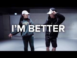 1Million dance studio Missy Elliott - Im Better ft. Lamb / Koosung Jung Choreography